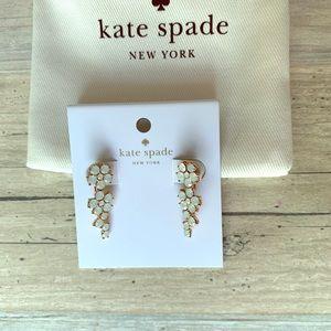 New {kate spade} Opal Earrings